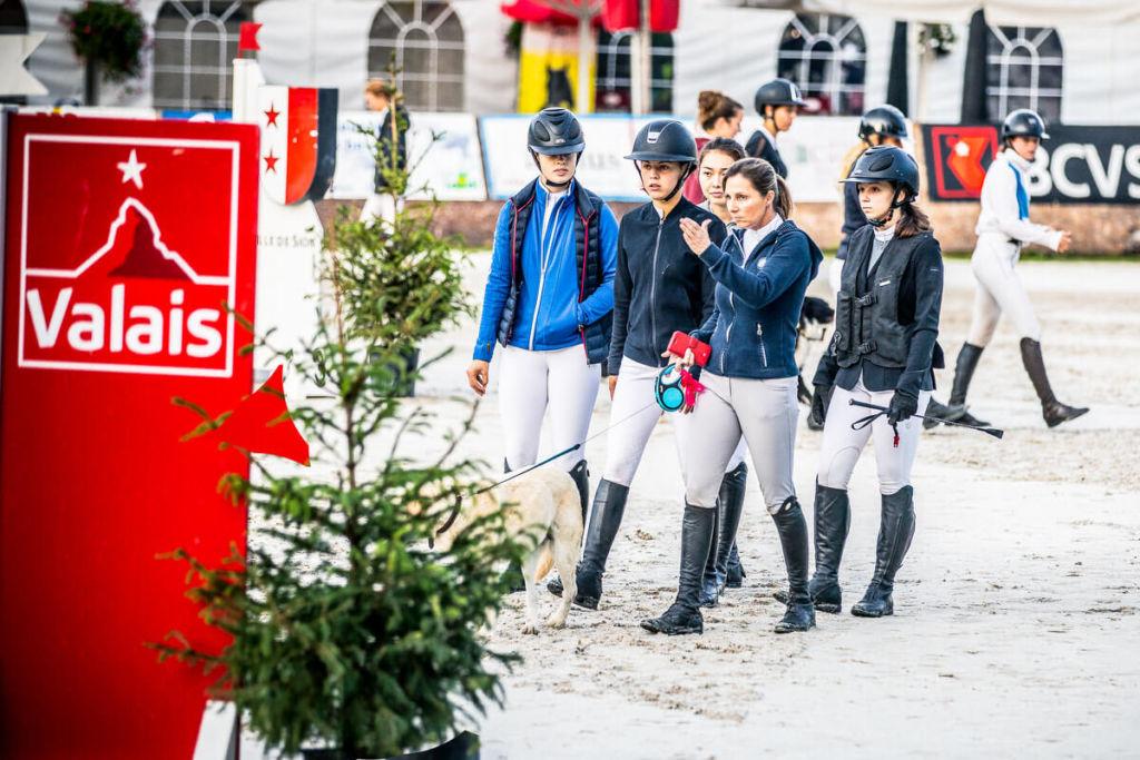 Jumping National de Sion - Segura Horse Team