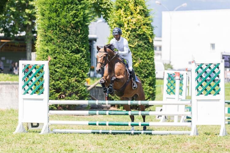 Clement-Oettli-Segura Horse Team
