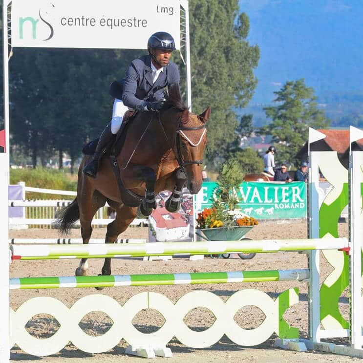 Clément Oetlli - SEGURA HORSE TEAM
